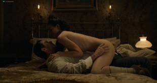 Dakota Fanning hot and sexy Emanuela Postacchini hot and some sex - The Alienist (2018) s1e1 HD 1080p Web (2)