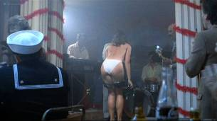 Elizabeth Hurley nude topless Patsy Kensit hot and sexy - Kill Cruise (1990) (15)