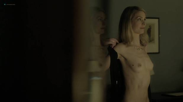 Helen Kennedy nude topless and butt Melissa George hot bra panties - Hunted (2012) s1e1 HD 1080p Web (12)