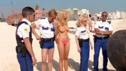 Irina Voronina topless Mary Castro nude sex Marisa Petroro and others hot - Reno 911!: Miami (2007) HD 1080p (13)