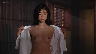 Joan Chen nude brief topless Sumi Mutoh nude bush, butt and boobs - The Hunted (1995) HD 1080p Web