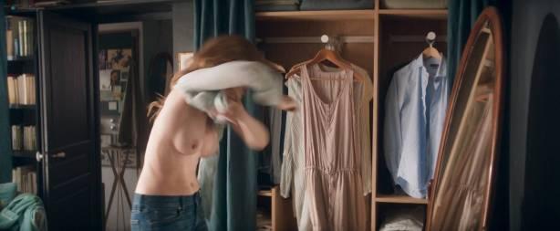 Louise Bourgoin nude topless- L'un dans l'autre (FR-2017) HD 1080p Web (3)