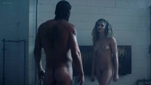 Lucy Aarden nude full frontal Vanina Arias and others nude - Death Race 4: Beyond Anarchy (2018) HD 1080p Web (8)