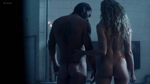 Lucy Aarden nude full frontal Vanina Arias and others nude - Death Race 4: Beyond Anarchy (2018) HD 1080p Web (7)