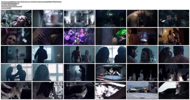 Lucy Aarden nude full frontal Vanina Arias and others nude - Death Race 4: Beyond Anarchy (2018) HD 1080p Web (1)