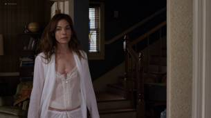 Michelle Monaghan hot pokies Emma Greenwell sexy see through - The Path (2018) s3e2-3 HD 1080p (12)