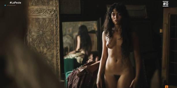 Patricia López nude full frontal Cecilia Gómez, Lupe del Junco and others nude bush, topless - La peste (ES-2018) s1 HDTV 1080p (13)