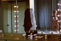 Patsy Kensit nude topless in the shower and Amy Irving nude full frontal - Kleptomania (1995) VHS (3)