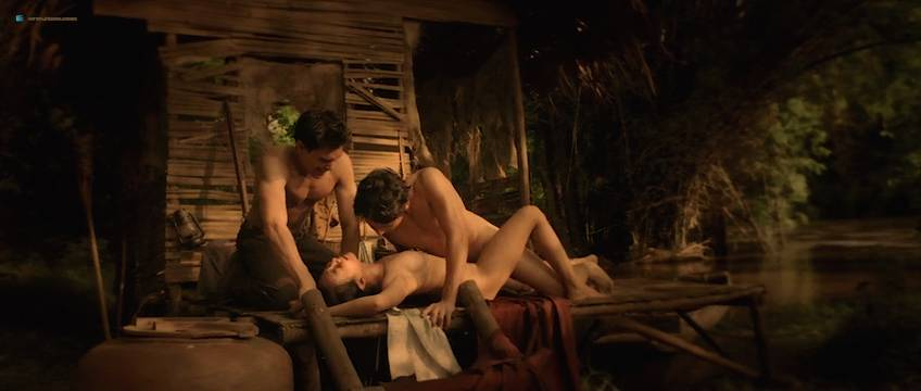 Savika Chaiyadej nude sex Rhatha Phongam and others nude bush an sex - Jan Dara - The Finale (TH-2013) (18)