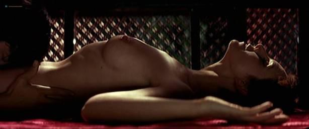 Ana Belén nude bush and sex - La pasión turca (ES-1994) (13)