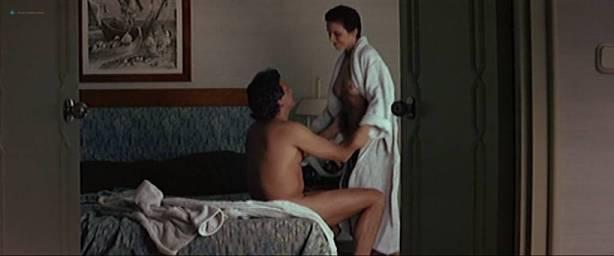 Ana Belén nude bush and sex - La pasión turca (ES-1994) (9)