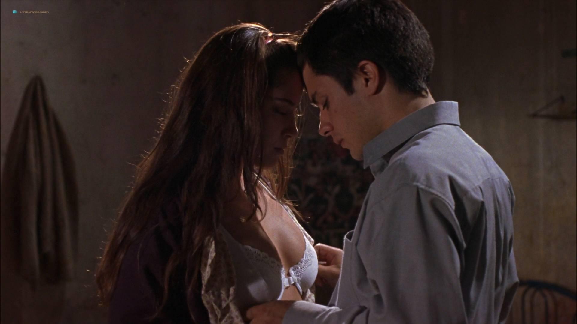 Ana Claudia Talancón nude topless in sex scene - The Crime of Padre Amaro (MX-2002) HD 1080p Web (11)