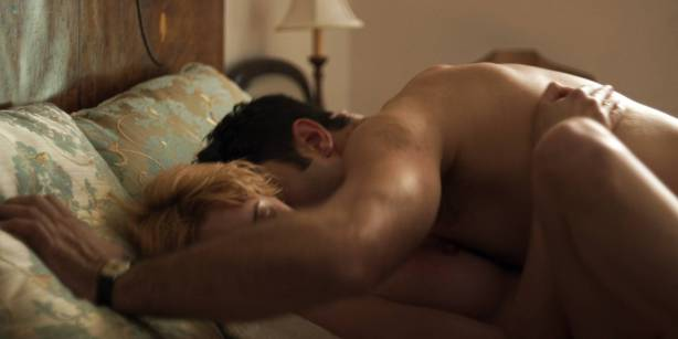 Blanca Suárez nude and sex Maggie Civantos and Andrea Carballo nude sex too - Las chicas del cable (ES-2018) S2 HD 1080p Web (5)