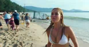 Charlotte Vega hot sexy and wet in bikini - American Assassin (2017) HD 1080p (3)