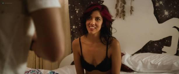 Heather Graham nude sex Angela Kinsey nude butt Stephanie Beatriz hot - Half Magic (2018) HD 1080p (18)