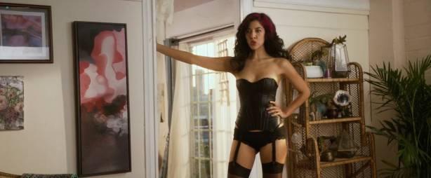 Heather Graham nude sex Angela Kinsey nude butt Stephanie Beatriz hot - Half Magic (2018) HD 1080p (8)