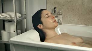 Jasmine Hyde nude topless in the bath - The Unseen (UK-2017) HD 1080p Web (6)