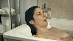 Jasmine Hyde nude topless in the bath - The Unseen (UK-2017) HD 1080p Web (5)