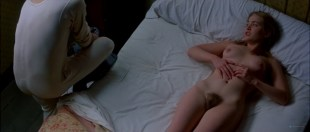Kate Winslet nude bush and topless and Rachel Griffiths nude topless - Jude (1996)