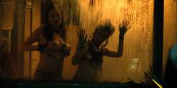 Kristin Lehman nude bush Dichen Lachman and Martha Higareda nude full frontal - Altered Carbon (2018) S1 HD 1080p (17)