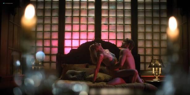 Kristin Lehman nude bush Dichen Lachman and Martha Higareda nude full frontal - Altered Carbon (2018) S1 HD 1080p (11)