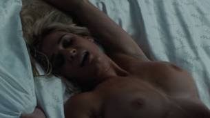 Lauren Compton nude sex Paige Mobley, Nicole Alexandra Shipley, Katrina Inagaki all nude sex - Here and Now (2018) s1e2 HD 1080p (10)