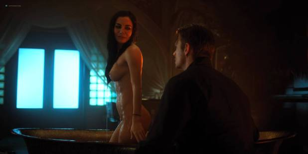 Martha Higareda nude bush Lexi Atkins topless others nude full frontal - Altered Carbon (2018) s1e-9-10 HD 1080p (20)