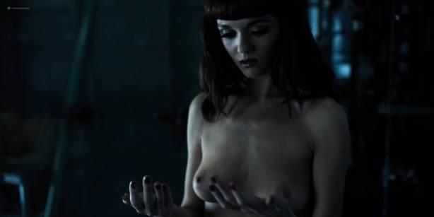 Martha Higareda nude bush Lexi Atkins topless others nude full frontal - Altered Carbon (2018) s1e-9-10 HD 1080p (5)
