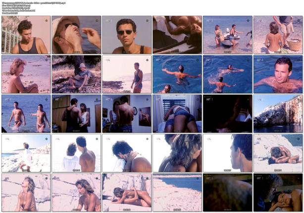 Neda Arneric nude sex on the beach - Haloa - praznik kurvi (YU-1988) (1)
