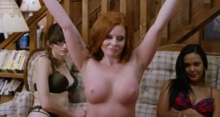 Skyler Joy nude topless Libby Blanton and Allis Bodziak nude too - Crazy Lake (2016) HD 1080p (8)
