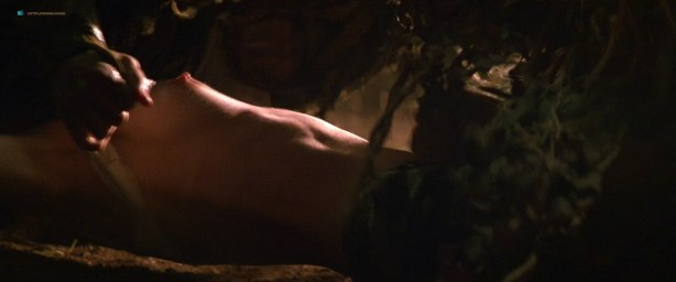 Leslie Stefanson nude topless - The General's Daughter (1999) HD 720p Web (12)