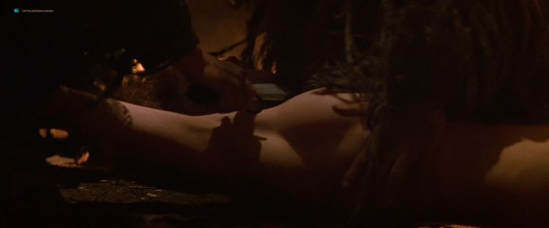 Leslie Stefanson nude topless - The General's Daughter (1999) HD 720p Web (7)