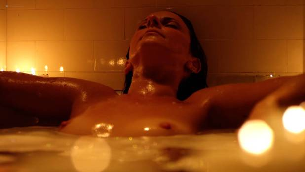 Amanda Barton nude and Tonya Kay nude topless too - Amityville Terror (2016) HD 1080p Web (10)