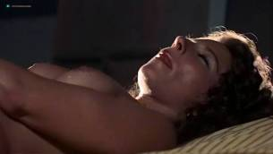 Barbara Mills nude topless and butt Sandy Dempsey and others nude topless - Blue Money (1972) (9)
