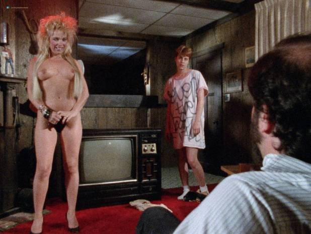 Cecelia Wilde nude topless Ruth Collins and others all nude- Psychos in Love (1987) HD1080p BluRay (9)