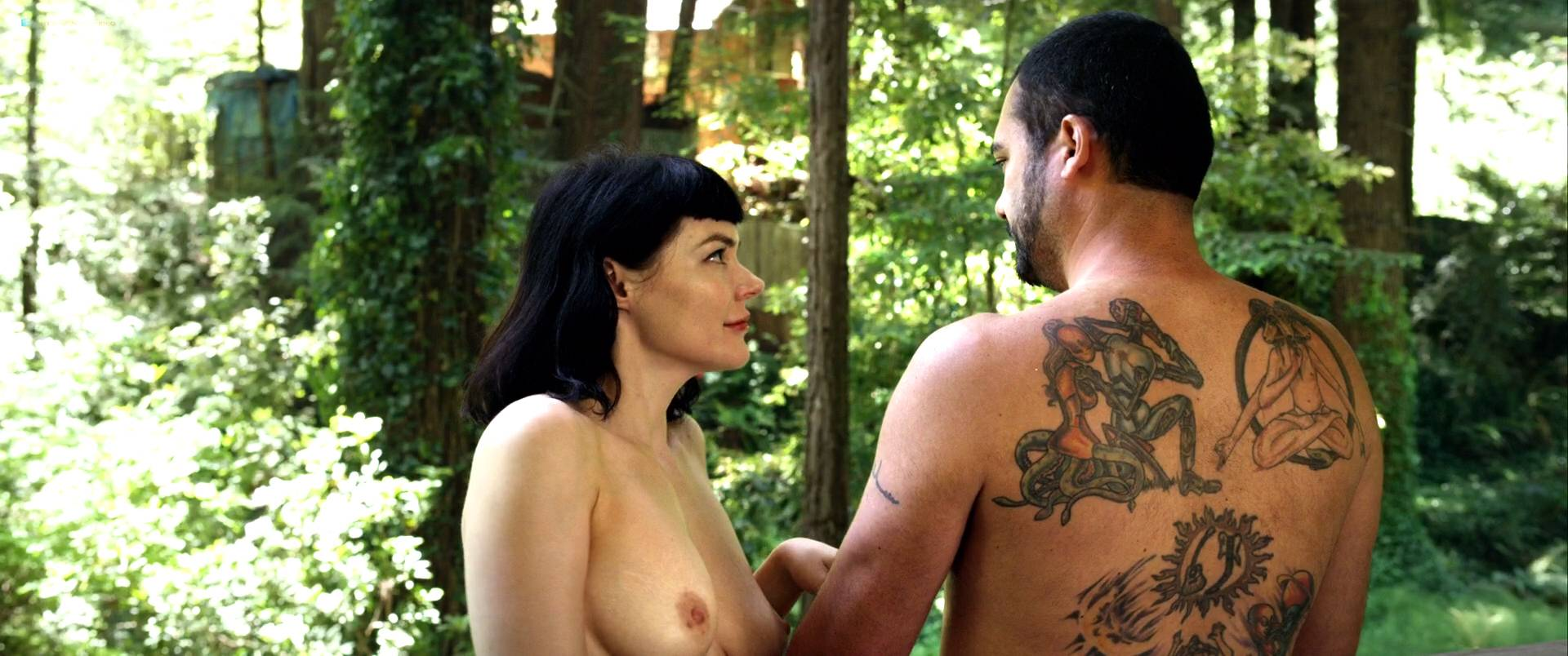 Liz Claire nude full frontal - Live or Die in La Honda (2017) HD 1080p WEB (2)