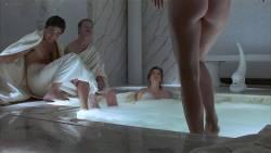 Sara Eckhardt nude butt Karen Kohlhaas nude and wet - Things Change (1988) HD 1080p WEB (6)