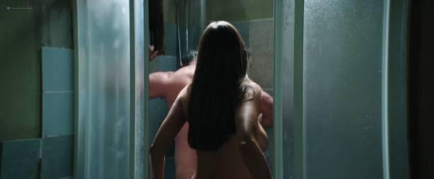 Sofía Vergara hot and side boob Violet Patton-Ryder and Nuria Tomás nude topless- Bent (2018) HD 1080p Web (2)
