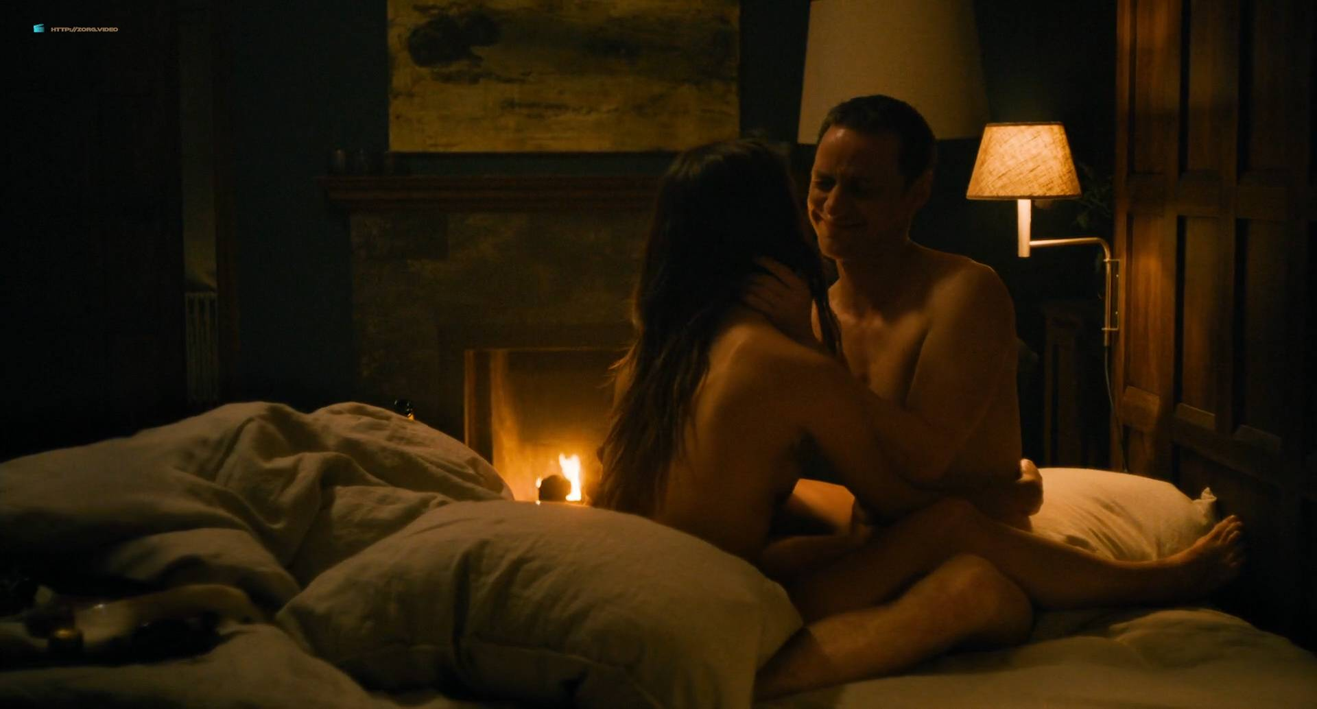 Alicia Vikander hot bikini and side boob - Submergence (2018) HD 1080p WEB (6)