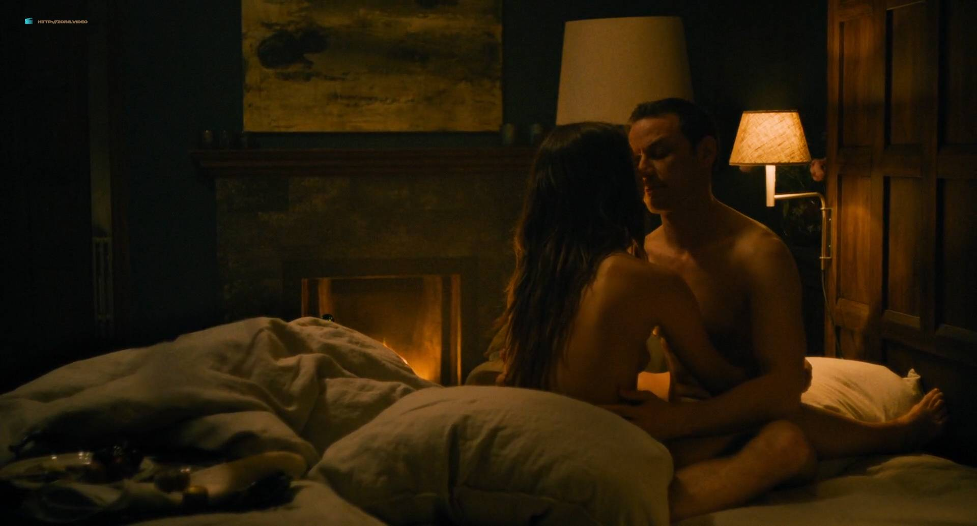 Alicia Vikander hot bikini and side boob - Submergence (2018) HD 1080p WEB (4)