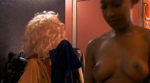 Ann-Gisel Glass nude Laurence Gormezano and others nude too - Les baigneuses (FR-2003) (14)