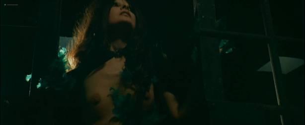 Britt Nichols nude full frontal bush Anne Libert nude bush - The Rites of Frankenstein (1972) HD 1080p BluRay (19)
