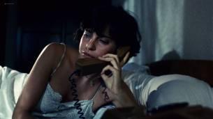 Denice Duff nude bush in the shower Melanie Shatner nude boobs - Bloodstone: Subspecies II (1993) HD 1080p BluRay (3)