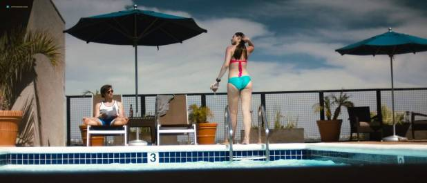 Dominik García-Lorido nude topless and sex - Desolation (2017) HD 1080p Web (6)
