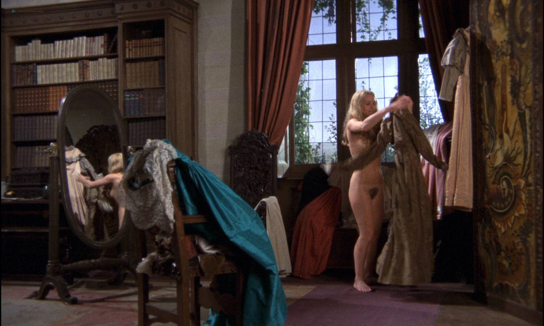 Gillian Hills nude topless Virginia Wetherell nude full frontal - Demons of the Mind (UK-1972) HD 1080p BluRay (5)