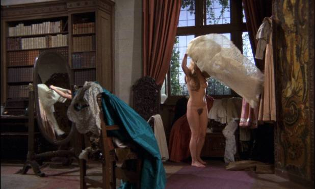 Gillian Hills nude topless Virginia Wetherell nude full frontal - Demons of the Mind (UK-1972) HD 1080p BluRay (4)