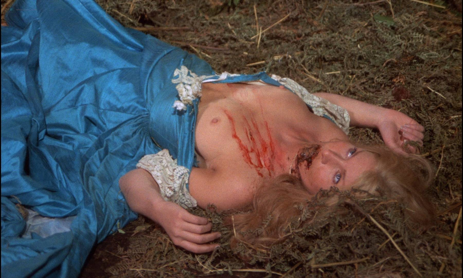Gillian Hills nude topless Virginia Wetherell nude full frontal - Demons of the Mind (UK-1972) HD 1080p BluRay (2)