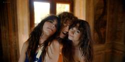 Laura Bellini nude brief topless and sex Sarah Bellini hot - Trust (2018) S01E03 HD 1080p WEB (12)
