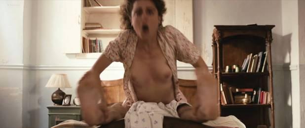 Lou Chauvain nude topless and Marana Noba nude too - La promesse de l'aube (FR-2017) HD 1080p Web (9)