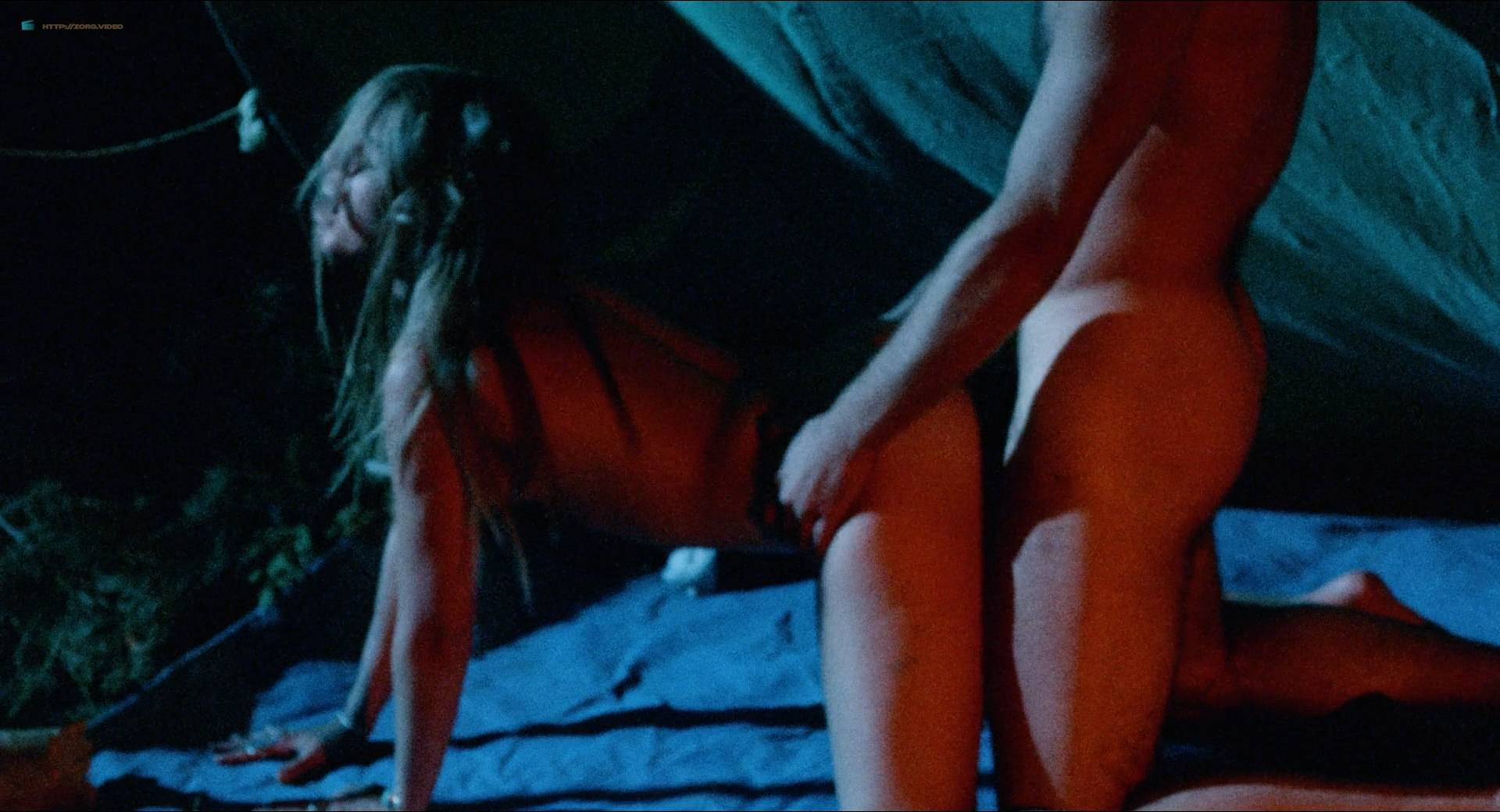 Margie Lanier nude bush sex Rene Bond and others all nude too - Fugitive Girls (1974) HD 1080p BluRay (10)